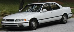 1991-1993 Acura Legend sedan