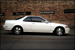 2nd-gen Acura Legend coupe