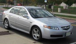 Acura  on Car Directory   Acura   Acura Tl   History
