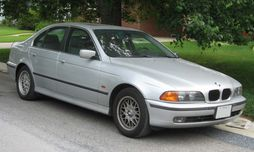 1996-2000 BMW 5-Series sedan (US)