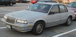 5th-gen Buick Skylark sedan
