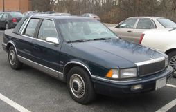 AA-body LeBaron sedan