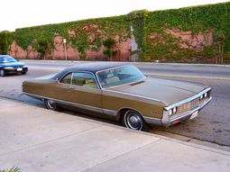 1970 Chrysler New Yorker 2-door hardtop