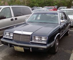 E-body Chrysler New Yorker