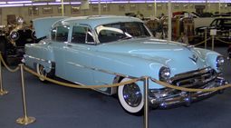 Howard Hughes' 1954 Chrysler New Yorker