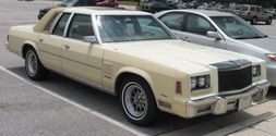 R-body Chrysler New Yorker