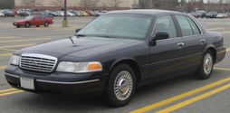 1998-2002 Ford Crown Victoria LX