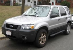 2005-2007 Ford Escape