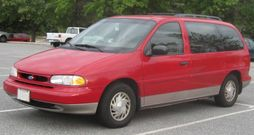 1995-1997 Ford Windstar