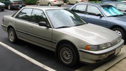 1990 Acura Integra sedan