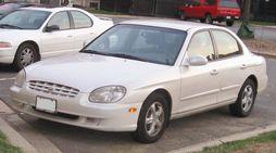 Hyundai Sonata Photo