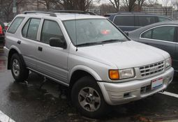 1998-2000 Isuzu Rodeo (US)