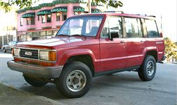 1988 Isuzu Trooper II