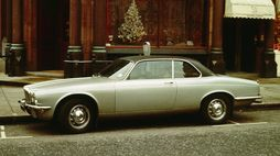 1977 Jaguar XJC S2 Pillarless Coupe