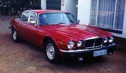 1980 Jaguar XJ6 Series III