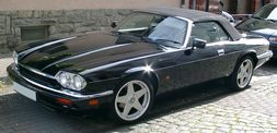 1976-1980 Jaguar XJS Cabriolet (Germany)