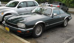 1994-1996 Jaguar XJS (US)