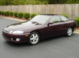 The History Of Lexus Sc430