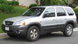 2001-2004 Mazda Tribute (US)
