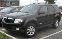 2008 Mazda Tribute (US)