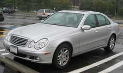 2003-06 Mercedes-Benz E-Class sedan (US)