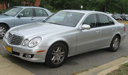 2007 W211 Mercedes-Benz E320 Bluetec (US)