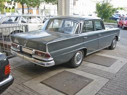 The History Of Mercedes S430