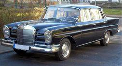 Mercedes-Benz W111 (Fintail)