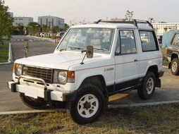 First generation Mitsubishi Pajero