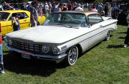 1960 Dynamic 88 Holiday Coupe