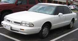 1992-1993 Oldsmobile Eighty-Eight Royale