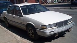 1985-1988 Pontiac Grand Am sedan