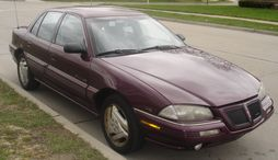 1992-1995 Pontiac Grand Am sedan
