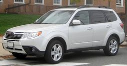 2009 Subaru Forester (US)