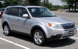 2009 Subaru Forester X (US)