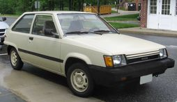 The History Of Toyota Tercel
