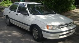 1993-1994 Tercel LS sedan (North America)‎