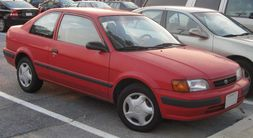 1995-1997 Tercel coupe (US)