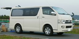 2006 Toyota Hiace in Japan