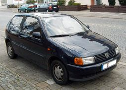 the history of volkswagen polo. Black Bedroom Furniture Sets. Home Design Ideas