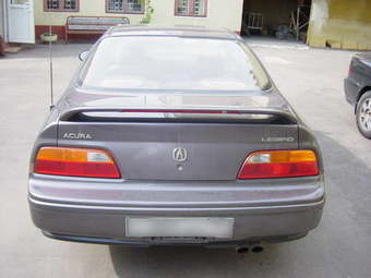 1993 Acura CL Pictures