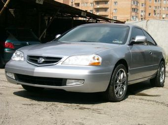 2000 Acura CL Pictures