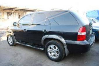 2000 Acura MDX Images