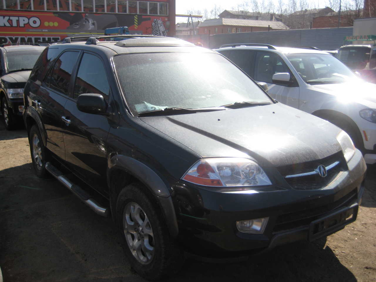 2000 Acura MDX For Sale, 3500cc., Gasoline, Automatic For Sale