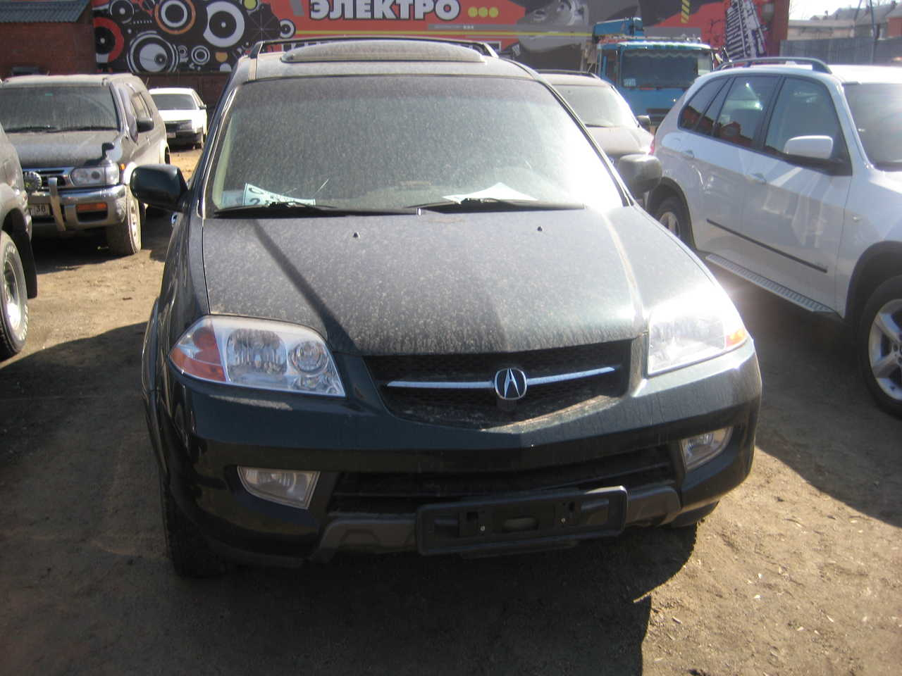2000 Acura MDX Pictures, 3.5l., Gasoline, Automatic For Sale