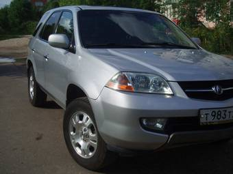 Acura   Sale on 2001 Acura Mdx Photos  3 5  Gasoline  Automatic For Sale