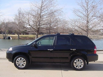 Acura  on Used 2002 Acura Mdx Images