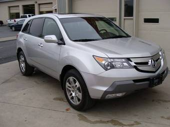 Acura  2002 on 2009 Acura Mdx Pics  3 7  Gasoline  Automatic For Sale
