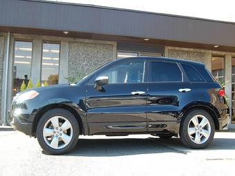 2007 Acura RDX Photos