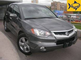 2008 Acura RDX Photos